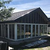 Om- og tilbygninger: Billede #6 af tilbygning i Bjæverskov