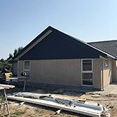 Om- og tilbygninger: Billede #1 af tilbygning i Køge